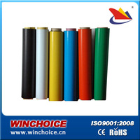 Isotropic Flexible Custom China Manufacturer Strong Rubber Magnets With Color Pvc In Roll Or Sheet