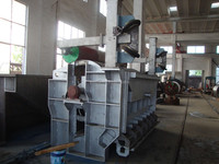 Cylinder vat former for tissue paper machine