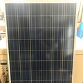 Chinese Manufacture High Quality 330W Poly Solar Panel with 72 cells series with Inmetro certificate