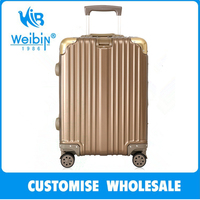 Colorful Lightweight Fashion PC ABS Trolley
