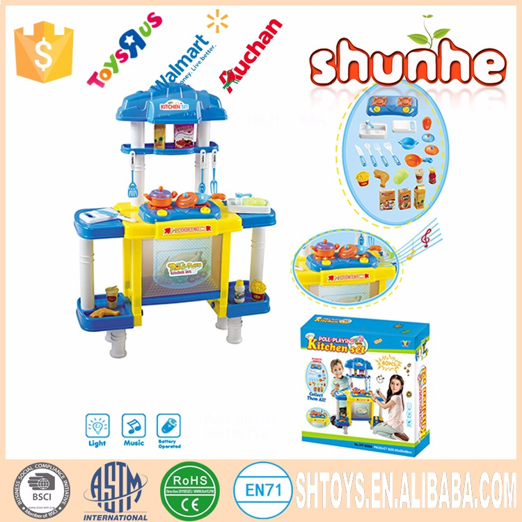 Outdoor Toys Product : Cheap plastic outdoor toy kitchen playsets for kids buy