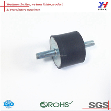 OEM ODM silicone rubber mat bumper with screw