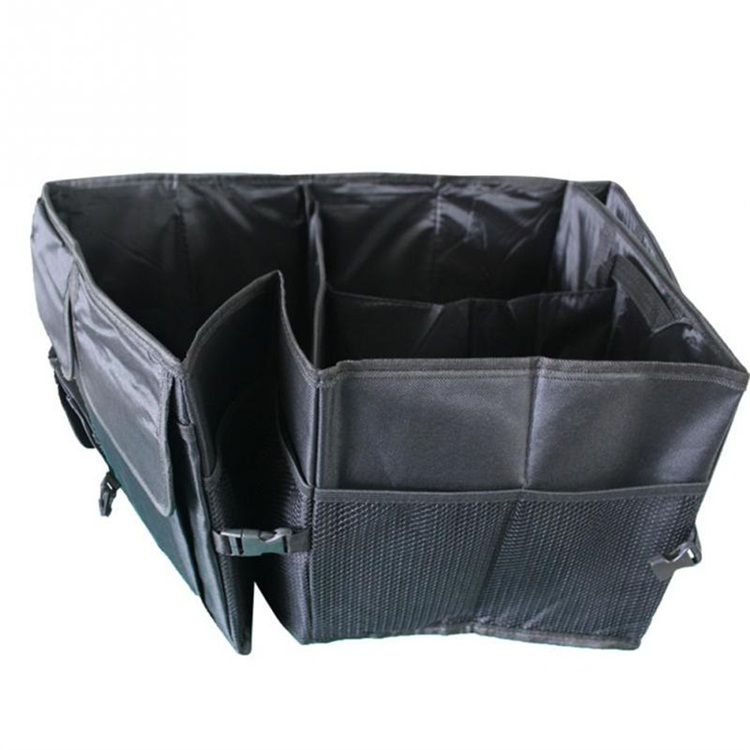 3 Large Sections Car Trunk Organizer Boot Tidy Organiser