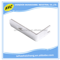 Manufacturer direct wholesale best quality stamping aluminum small l bracket