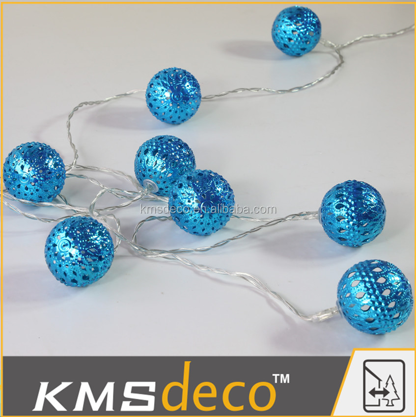 Different shape decorative covers for string lights( heart string, ball string,star string)