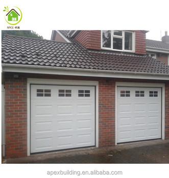automatic garage door window inserts
