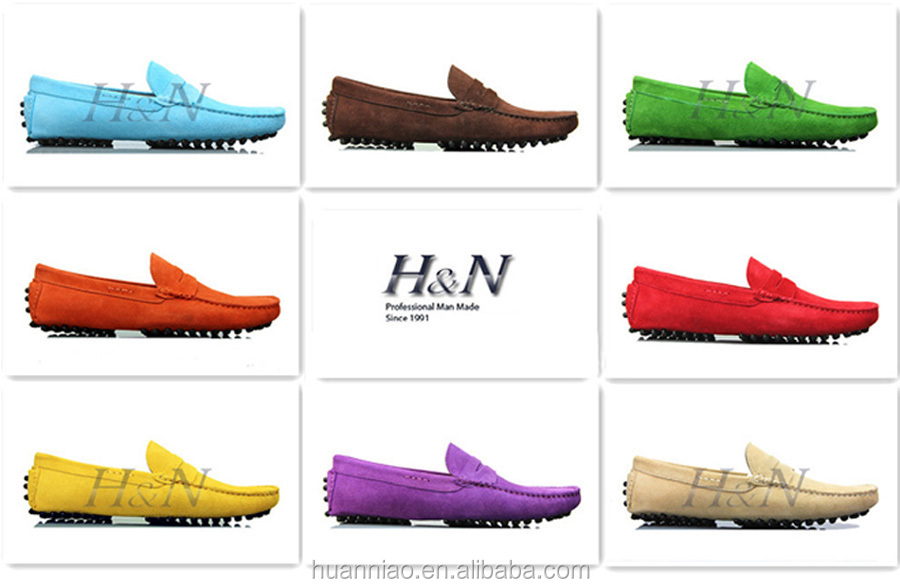 New shoes men loafer