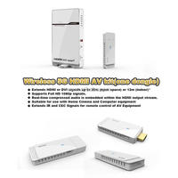 2014 Newest Wireless HDMI Transmitter And Receiver 5G Full HD 1080P Video wireless hdmi Extender