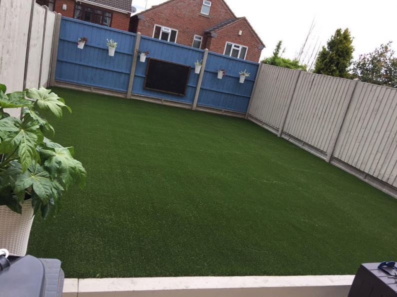 Bangladesh Pet Friendly Artificial Green Grass