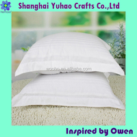 Custom 100% cotton bamboo cotton tencel pillow covers cases