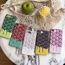 2017 new design 5 color protective back cover case for iPhone 6/6 PLUS