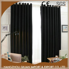 Blackout ready made used hotel drapes