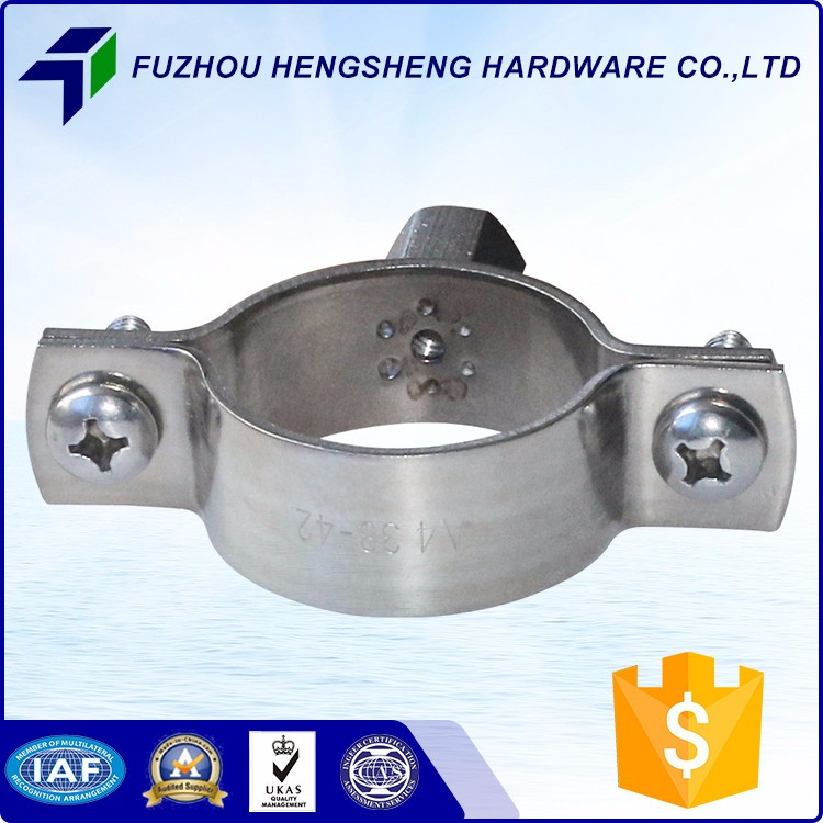 PVC Worm Drive Hose Pipe Clamp