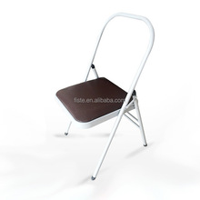Hot sale high quality metal YOGA folding chair