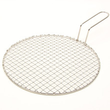 Hot selling bbq wire mesh netting round grill grates