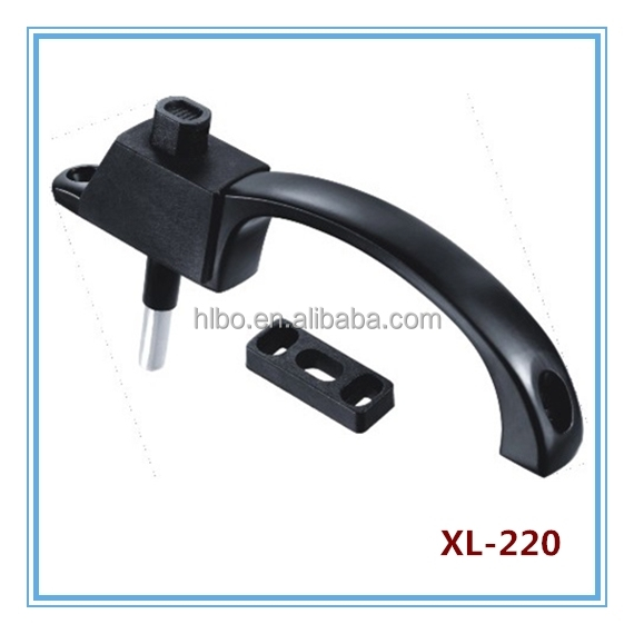 new production zinc alloy window opener handle XL-220