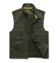 men photographer vest
