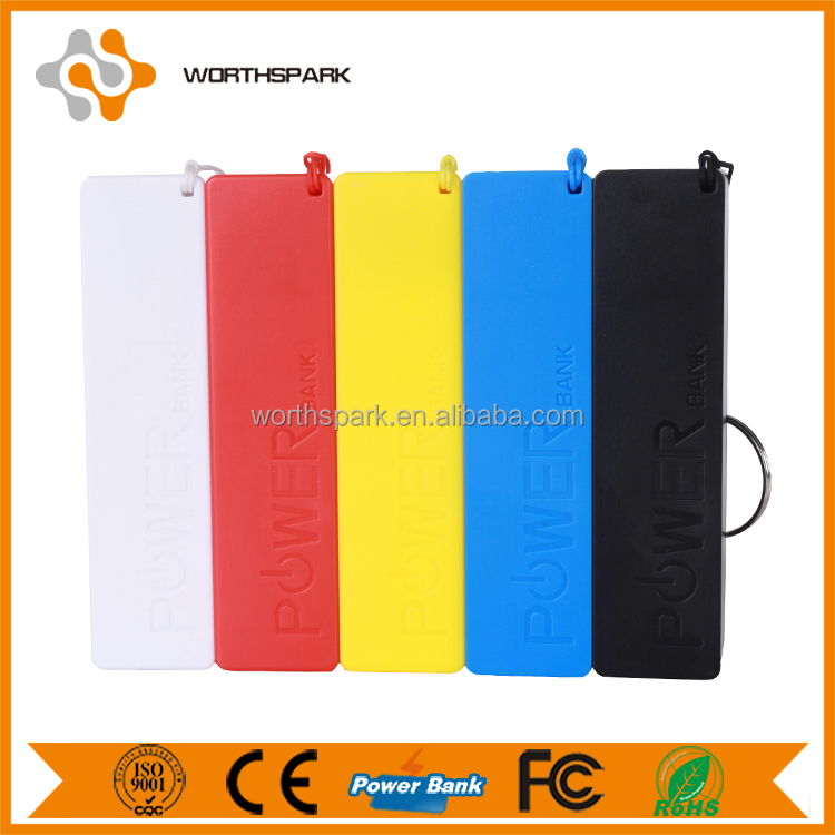 Gift item novelty design lithium polymer power bank