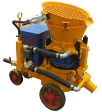PZ dry shotcrete machine