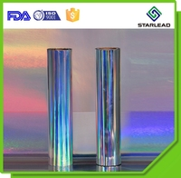 Hologram Metalized Polyester Film, Holographic Aluminized Film, Metallized Holo Imaging Film