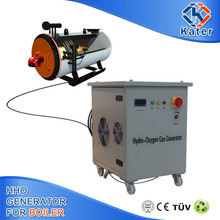 low heat loss water consumption 1.6l/h hydrogen generator for boiler