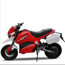 2500W high power city racing high speed cool car brushless electric motorcycle