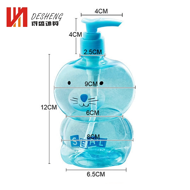 Low Price Animal OEM 200ml /500ml Liquid Soap Bottles Wholesale