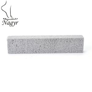 Competitive price OEM design Household cleaner tools glass pumice cleaning stone for BBQ Grill cleaning brick