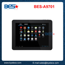 Factory price dual core 9.7 inch tablet bc 1003