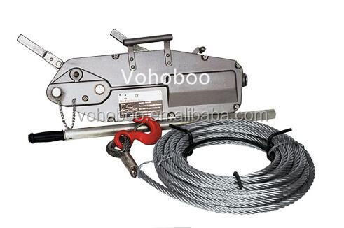 Vohoboo manual tirfor winch for sale