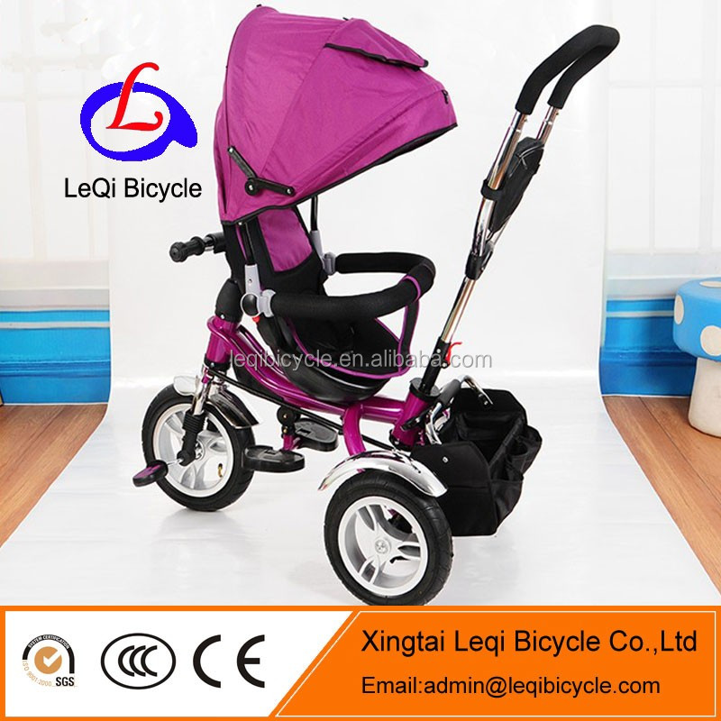 Russian hot sale models 3 wheel bike / three wheels children tricycle/ baby trike three wheelsRussian hot sale models 3 wheel bi