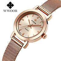 WWOOR WOR 8823 Women S Rose