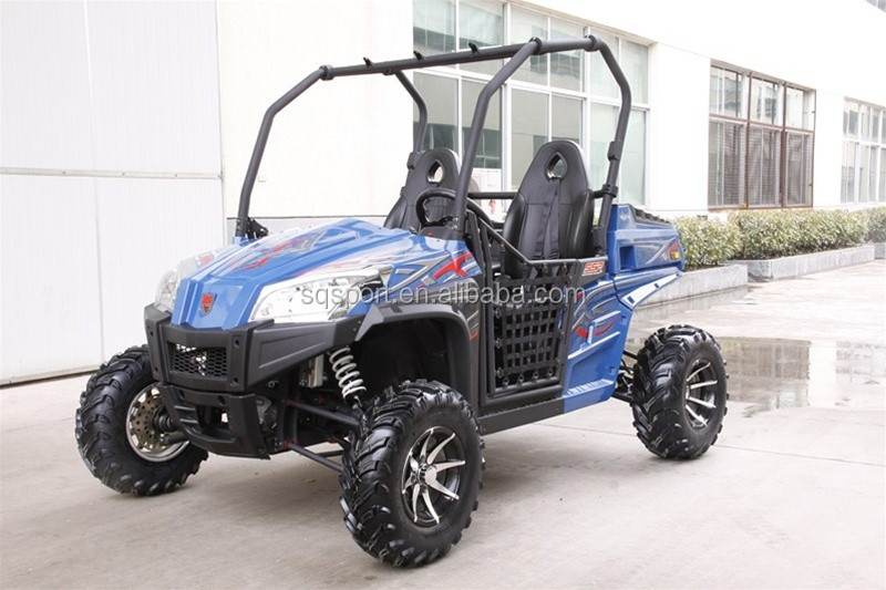EPA legal four wheel drive utility vehicle farm vehicle