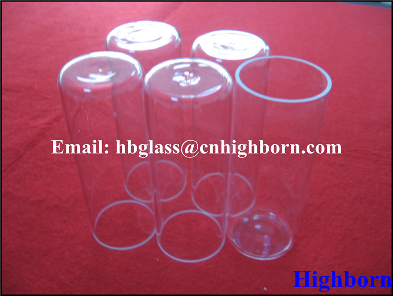 silica quartz tube with speaker