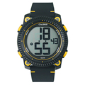 Silicone Strap Custom Logo EL Light Up Digital watches For Students With Waterproof