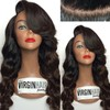100% wholesale african price remy OEM/ODM manufacturer side part sew in jewish wig topper