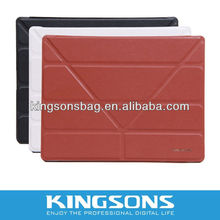 2013 Newest Trend China Famous Brand Kingsons 9.7'' Case for ipad