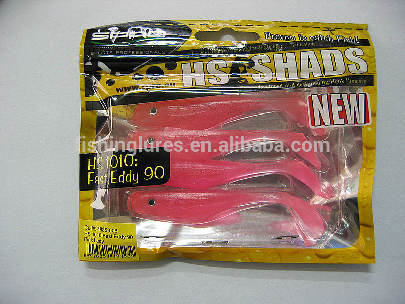BASF Soft plastic hollow body bass Fishing Lure, fish lure fishing bait