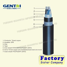 Good Quality Cheaper Armoured marine cable power cable armored cable