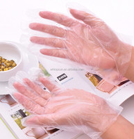 Disposable Plastic PE Hand Glove For Cooking