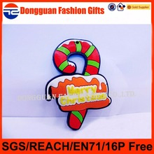 2015 Best seller rubber 3d pvc fridge magnet, printing cartoon 3d fridge magnet custom, soft pvc rubber fridge magnet