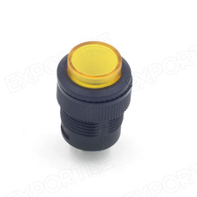 Red Momentary On/Off Push Buttons Horn Switch for Car Auto