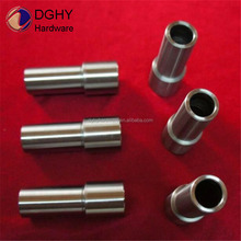customized cnc machining stainless steel spacer/ sleeve/ring,stainless steel shaft pin cnc turning parts