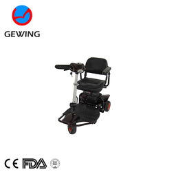 500W 3 Wheel Tricycle Mobility Electric Scooter For Adults With FDA/CE Approved
