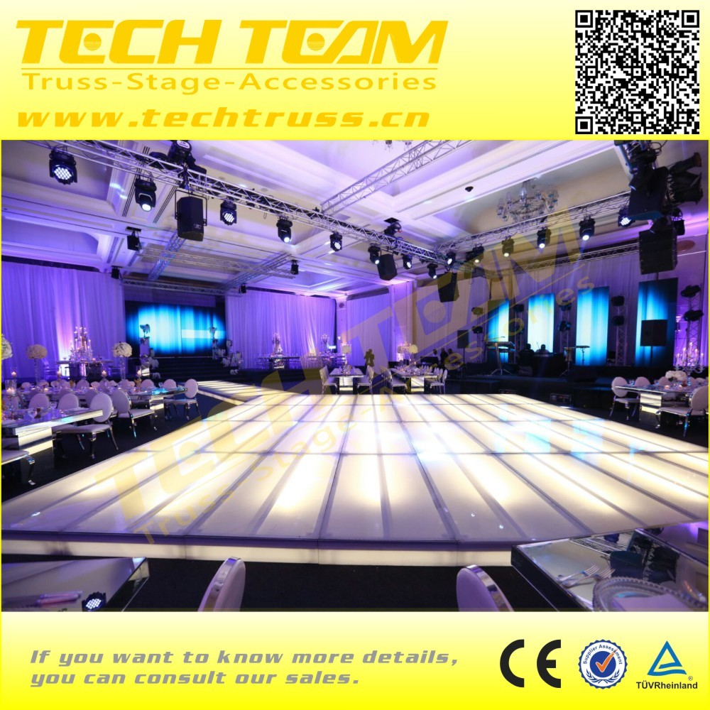 Acrylic Platform Stage Wedding Acrylic Stage Decoration Portable Acrylic Stage