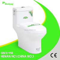bathroom designs One Piece toilet siphonic one piece closet toilet water closet