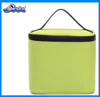 Mini insulation lunch box bag small portable bento lunch ice bag The portable outdoor picnic bag