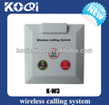Wall Button K-W3 to Call to Mesero Ordering Button