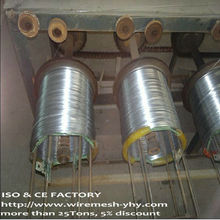 electro 8 gauge galvanized steel wire (8 years factory)