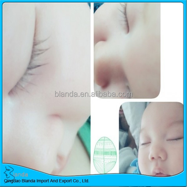 Baby's eyelashes , mink eyelashes for babies